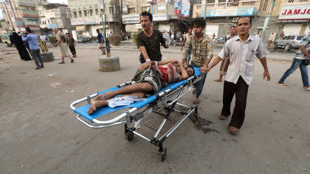 Nearly 100 civilians killed or wounded every week in Yemen: UN thumbnail