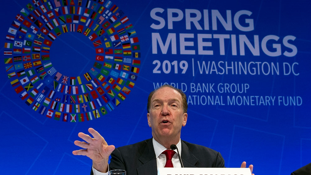 World Bank preparing to become 'deeply involved' in