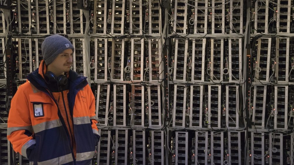 cryptocurrency miner hosting in iceland