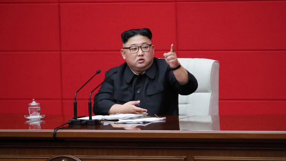 North Korean parliament re-elects Kim Jong Un to key panel