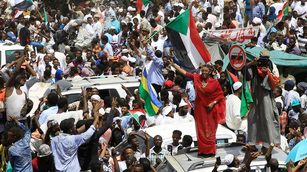 """Résultat de recherche d'images pour """"sudan, transition, new power, sudan, 2019"""""""