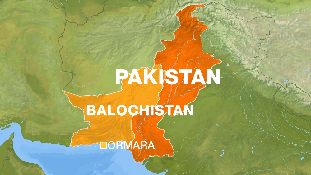 14 shot dead after being offloaded from bus on Makran Coastal Highway