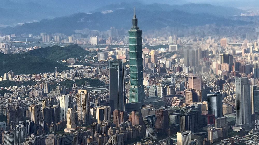 Magnitude 6.1 earthquake hits east Taiwan, no major damage