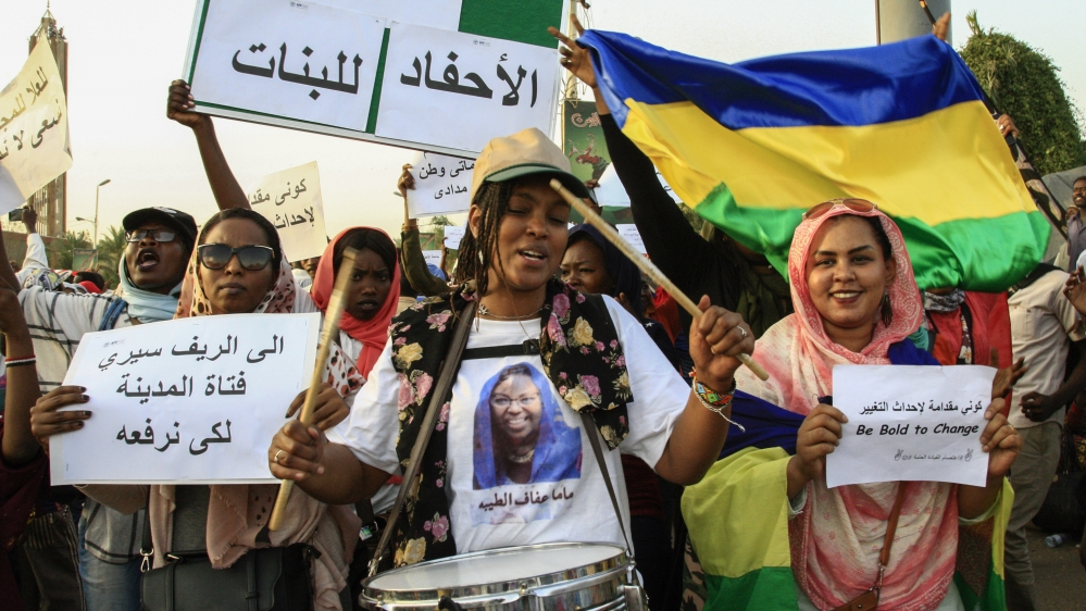 Sudan's military removes al-Bashir: All the latest updates | News