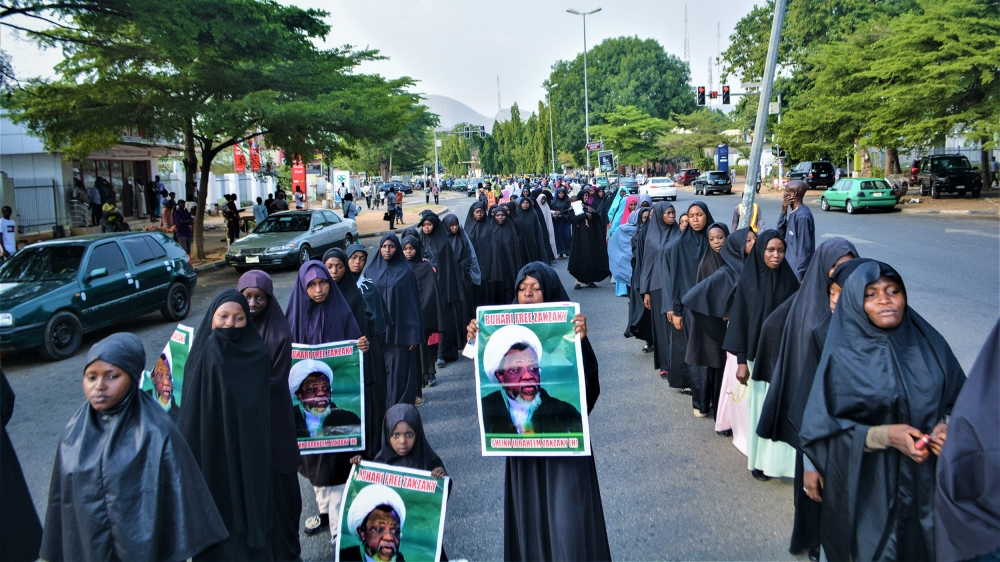 Reporter killed as toll in Nigeria rallies over Shia leader