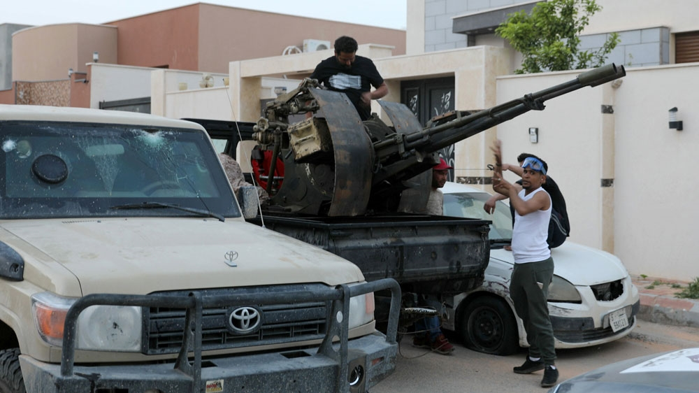 'Neighbourhoods turning into battlefields' in Libyan capital