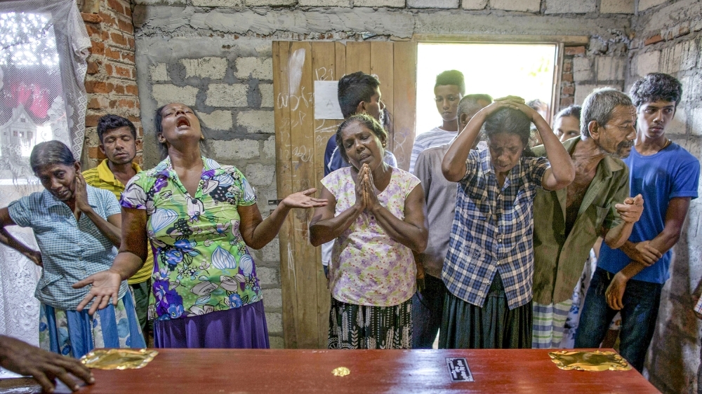 One killed in Sri Lanka shooting as crisis turns violent