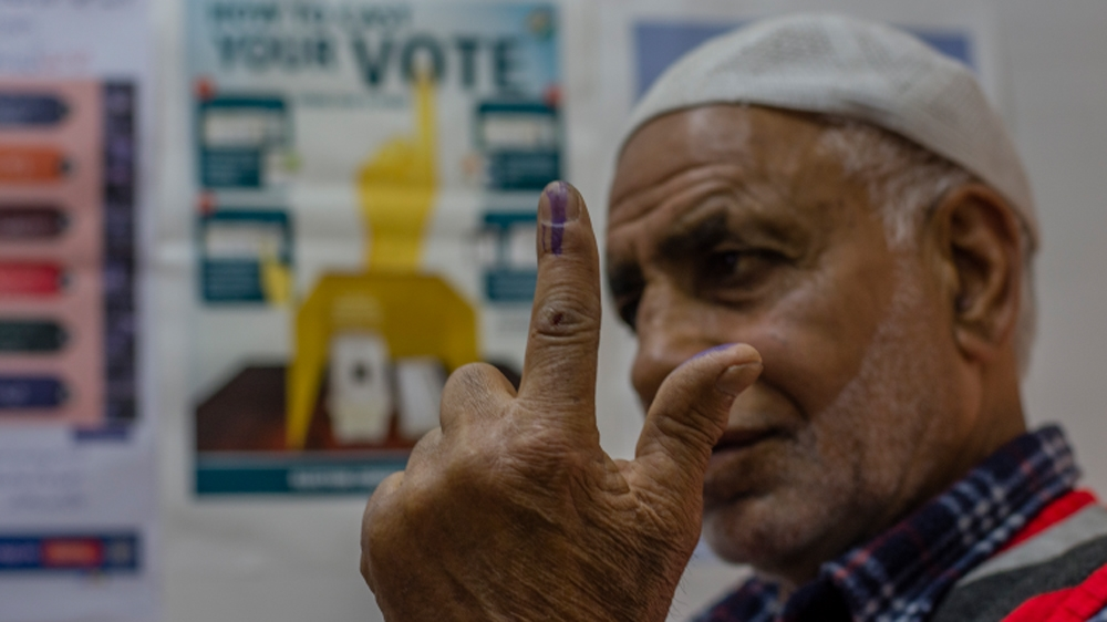 QnA VBage Allegations of mass voter exclusion cast shadow on India election