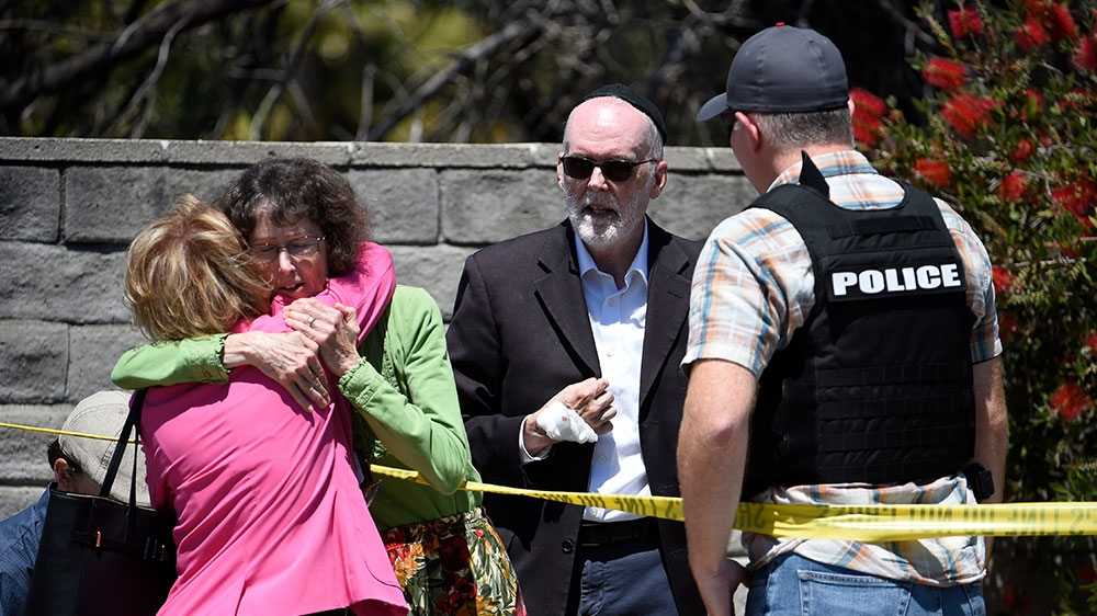 Federal Charges Filed Against Synagogue Shooting Suspect
