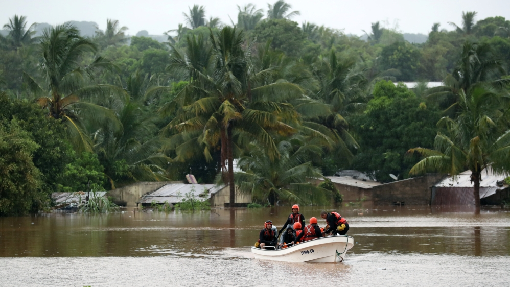 Mozambique: Rains prompt flooding fears after Cyclone Kenneth