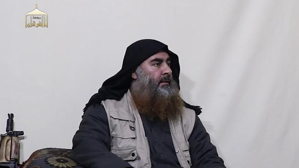 ISIL chief Abu Bakr al-Baghdadi appears in propaganda video