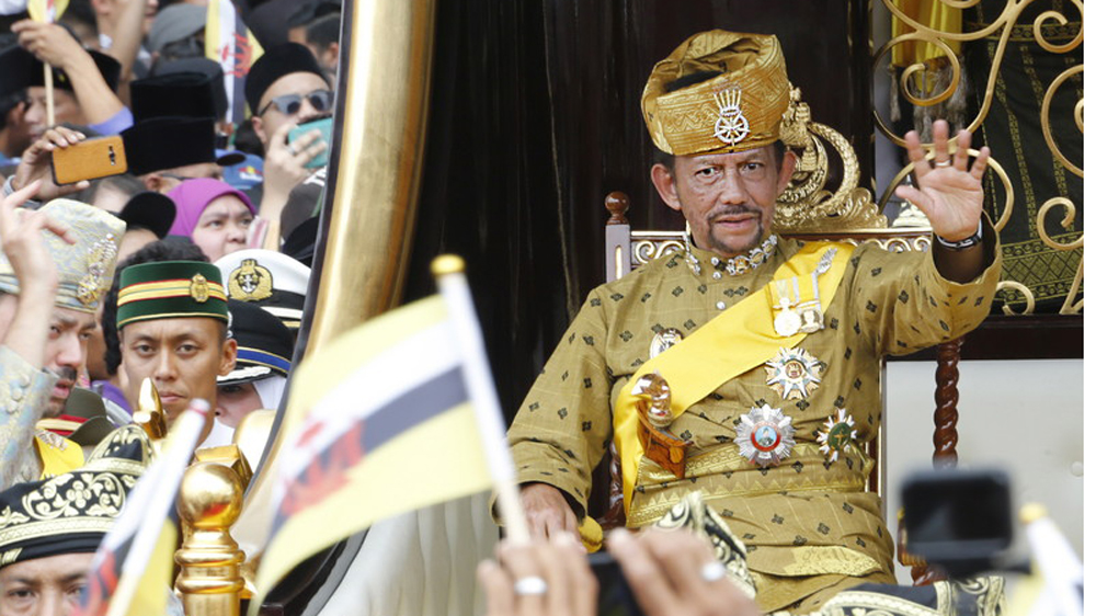 Brunei Enacts New Penal Code As Sultan Calls For Stronger