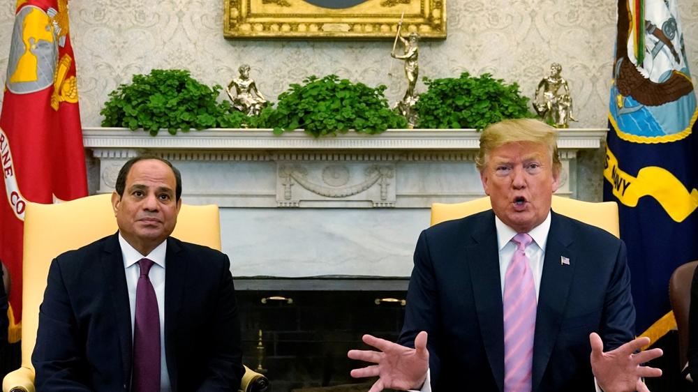 Trump working to designate Muslim Brotherhood as 'terror' group thumbnail