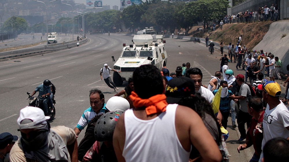 Venezuela in crisis: All the latest updates   News   Al Jazeera