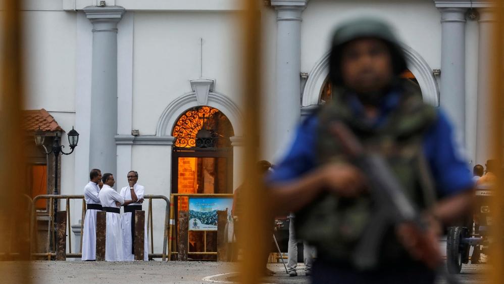Sri Lanka bombings: All the latest updates   Sri Lanka News