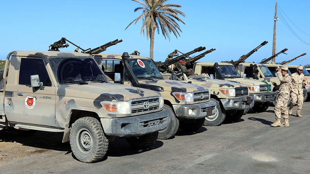 Image result for New clashes In Libya Notwithstanding UN ceasefire call