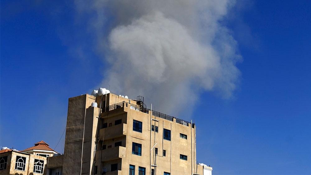 [Tvt News]Saudi-UAE coalition carries out deadly air raids on Yemen's Sanaa
