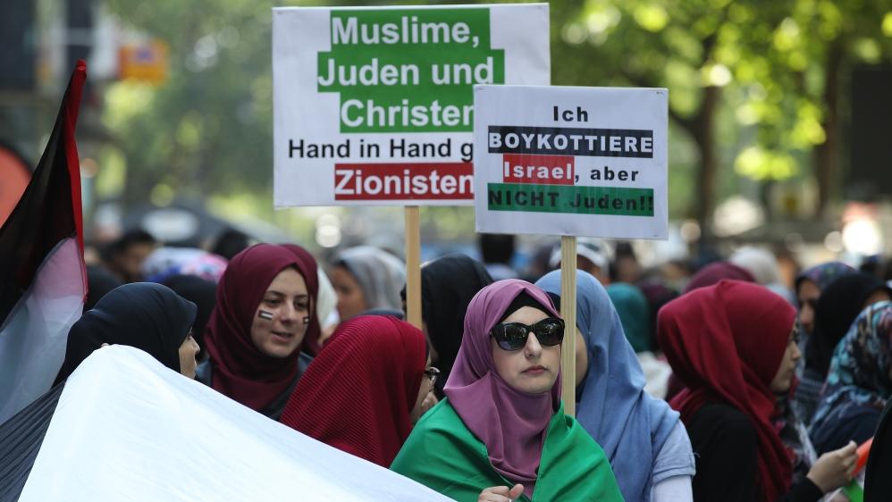 BDS In Berlin