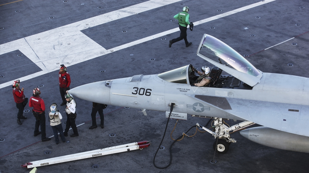 US warns airliners flying over Gulf of 'misidentification