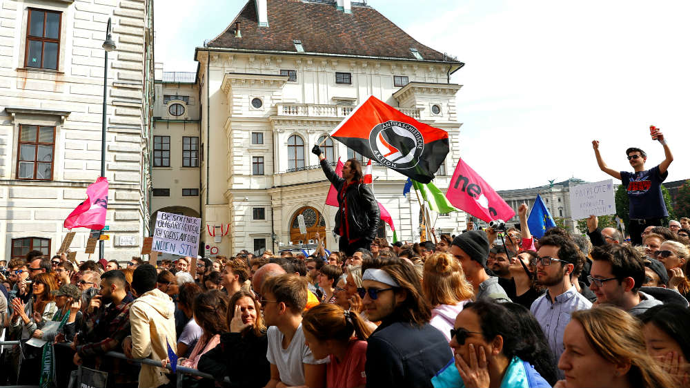 Austria's right-wing government implodes in scandal