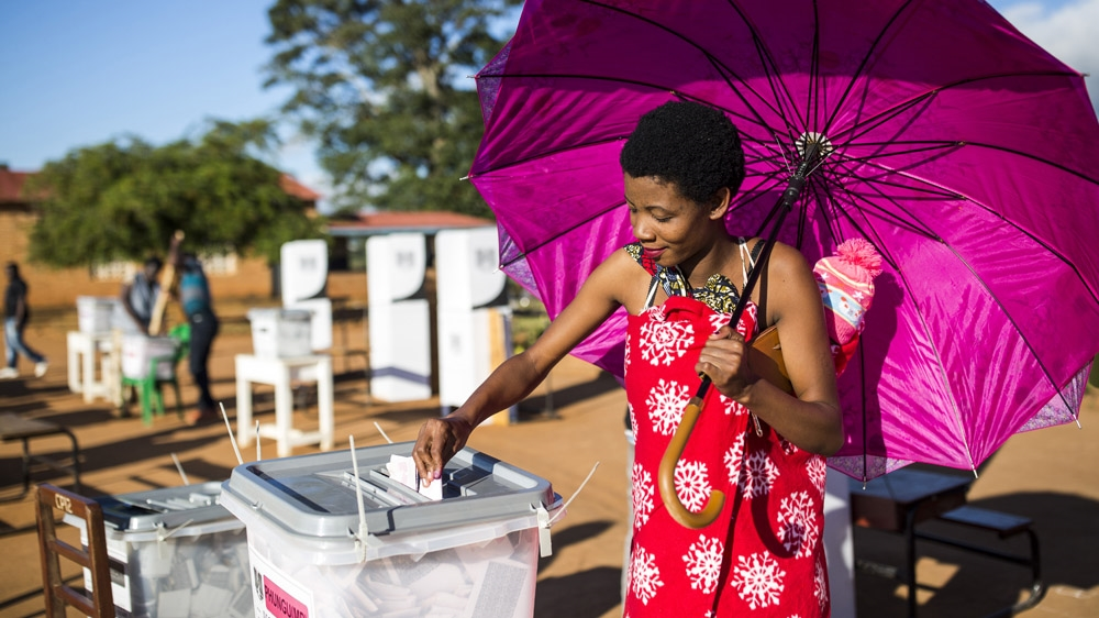 Malawi vote