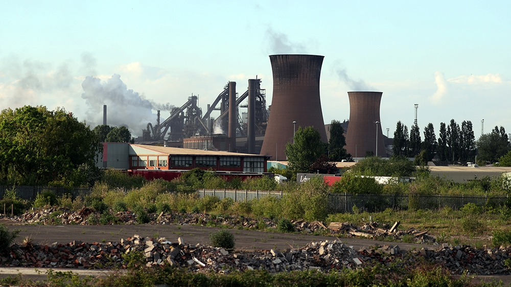 British Steel forced into liquidation