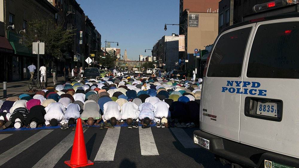 New York Mosque - NYPD