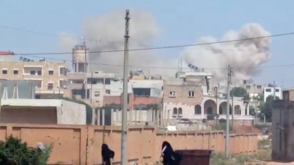 Deadly Syrian strikes as army battles rebel counterattack
