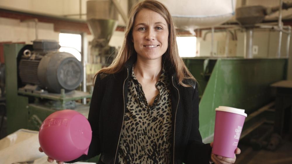 earthrise - Reimagining Plastics