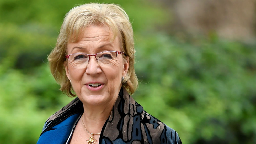 Leadsom reuters