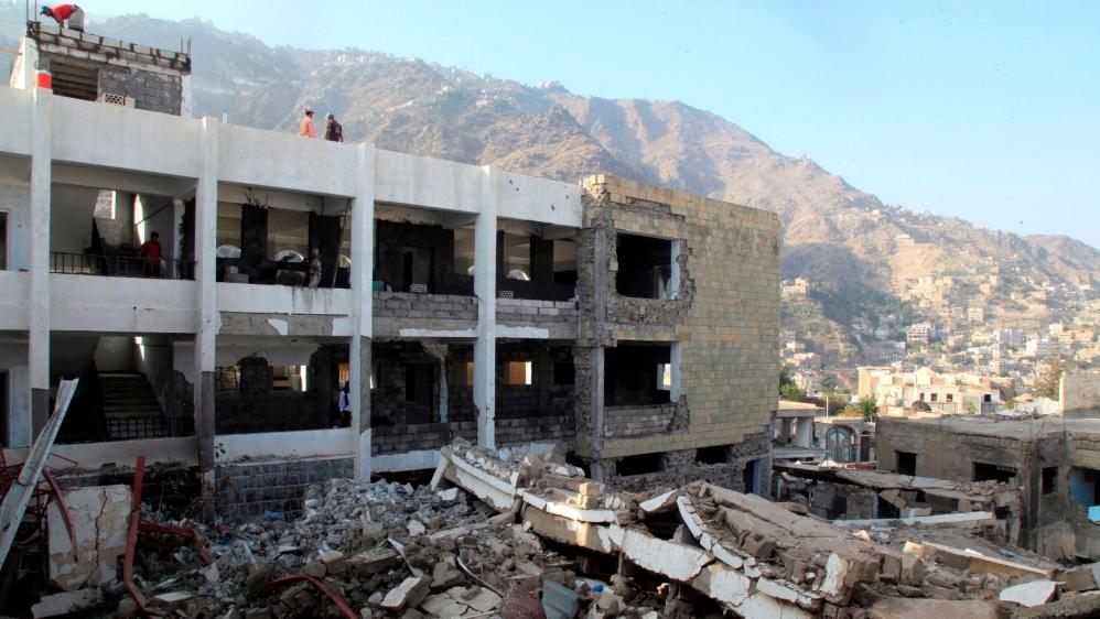 Several civilians killed in air raids in Yemen's Taiz province