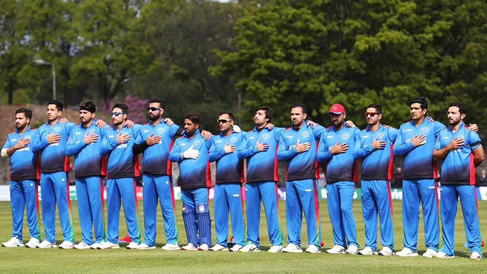 Cricket World Cup 2019 Afghans Unite To Cheer National Team