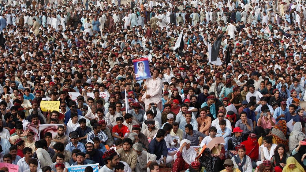 Pashtun Tahaffuz Movement