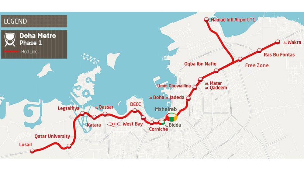 Qatar rolls out first-ever 'landmark' metro for public | News | Al