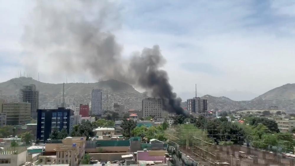 Afghanistan: Taliban attacks Counterpart International in Kabul