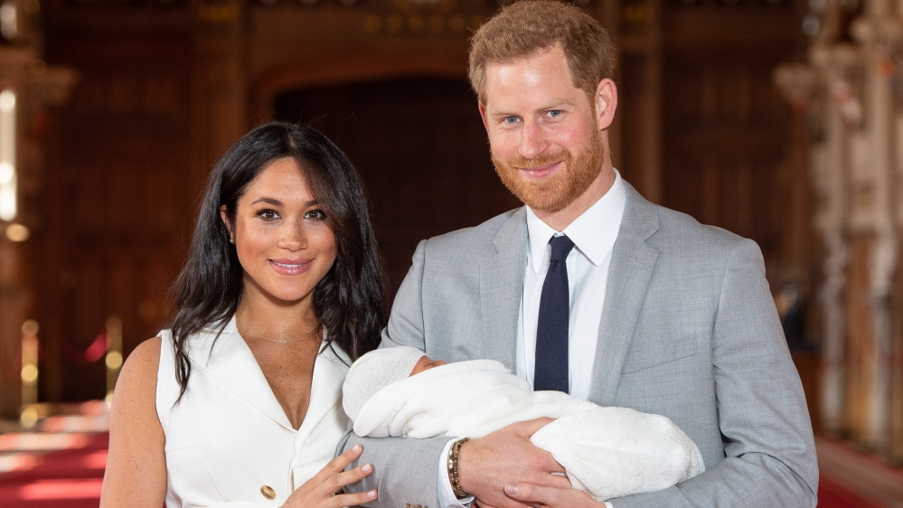 Prince Harry's Pre-Wedding Texts To Meghan Markle's Dad Revealed