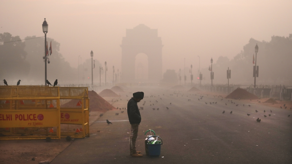 What is the cost of India's deadly air pollution?   India