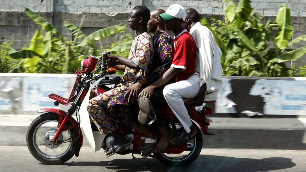Fast and furious: Nigeria's motorcycle taxis - Aljazeera.com