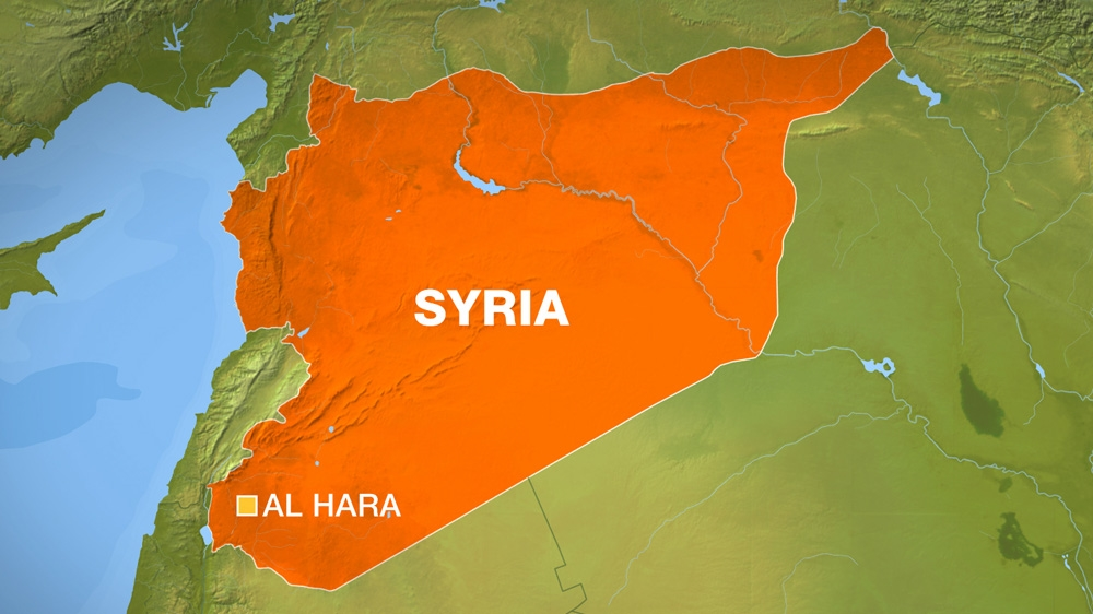 Syria state media say possible Israeli attack in country's south thumbnail