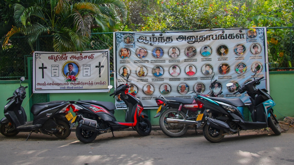Detention of Muslims in Sri Lanka