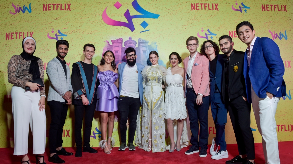 Netflix's first Arabic original series sparks uproar in Jordan thumbnail