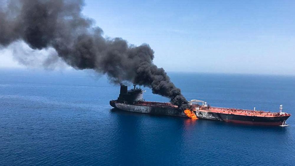 US focus on building consensus after oil tanker attacks: Pentagon