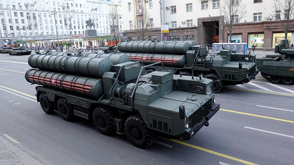 Turkey: S-400 purchase 'not a preference but a necessity'