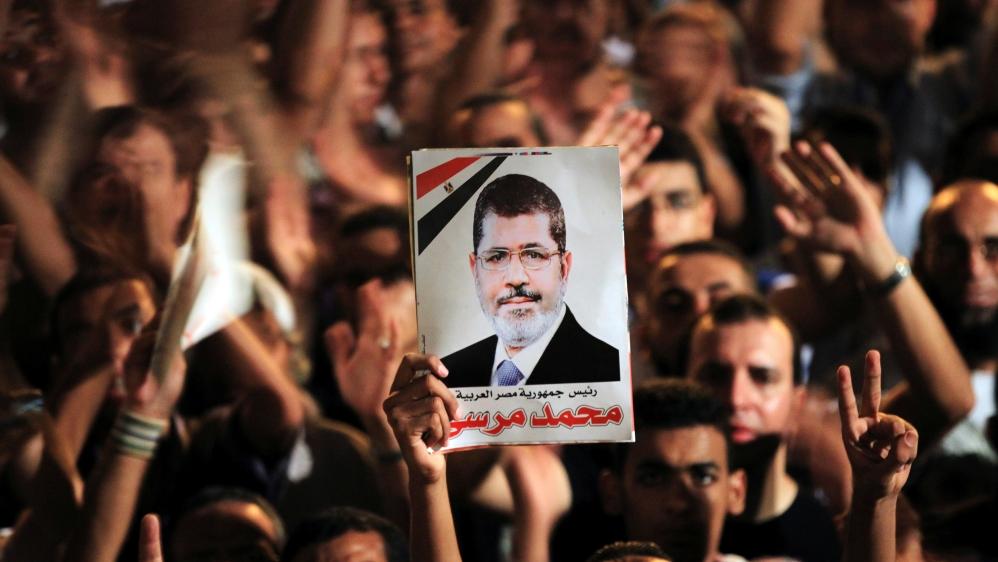 Egypt's ex-President Mohamed Morsi dies after court appearance
