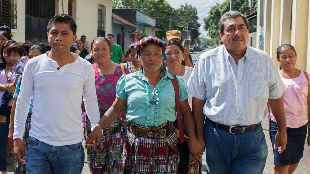 Guatemala election