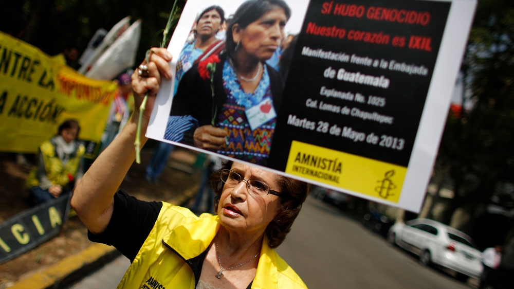 Guatemala arrests fugitive ex-military chief accused of genocide