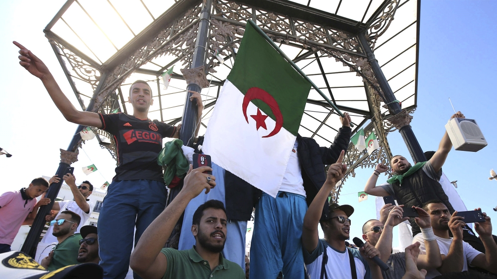 Algeria: The revolution will be YouTubed
