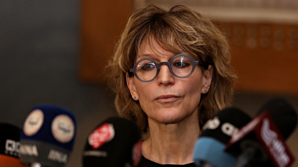 Agnes Callamard, U.N. Special Rapporteur on Extra-Judicial Summary or Arbitrary Executions