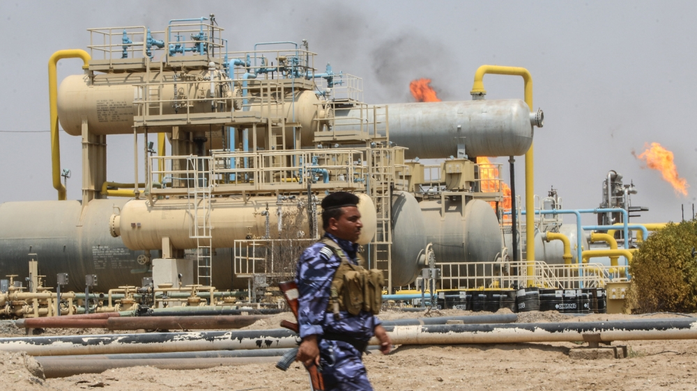 What's behind US pressure on Iraq to become energy