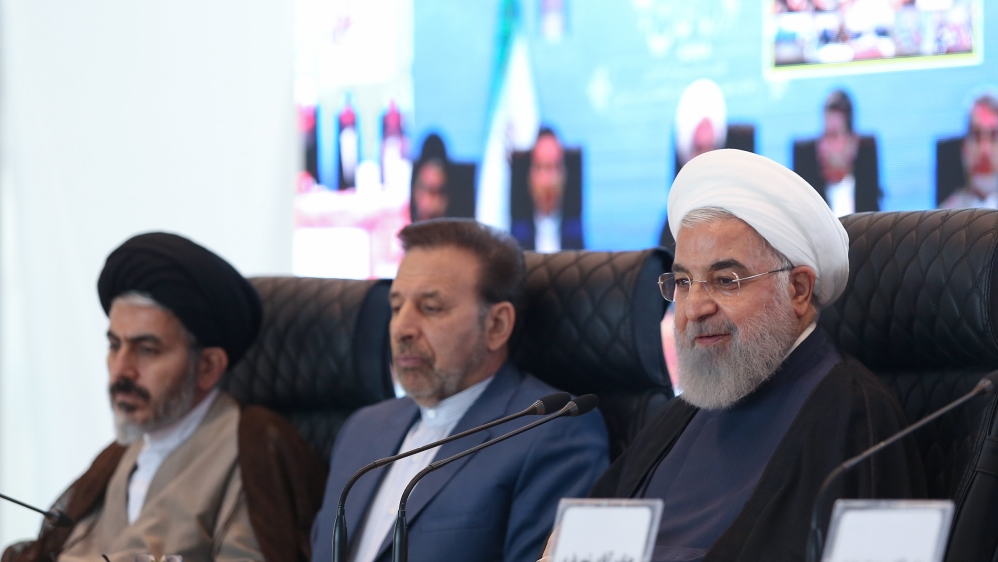 US says ready to talk but Iran dismisses the offer as 'wordplay' thumbnail